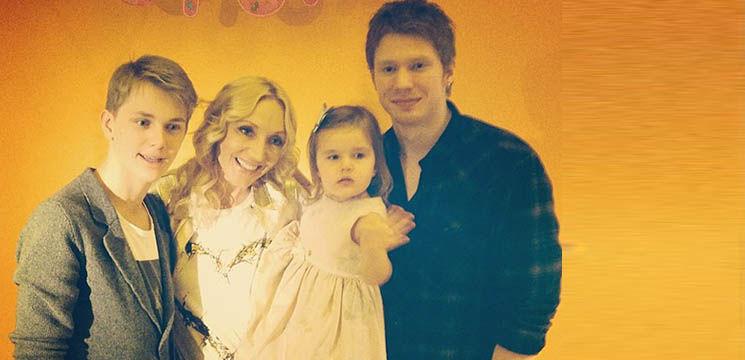 Foto: Vezi cum şi-a petrecut ziua de naştere Clavdia, fiica Kristinei Orbakaite