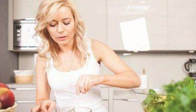 Vezi de ce Laura Cosoi a renunţat să mai fie vegetariană!