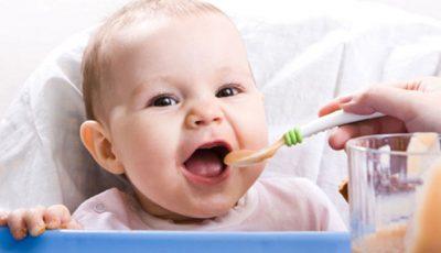 Schema de diversificare a alimentaţiei bebeluşului