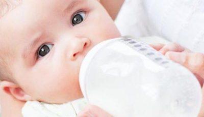 Cum poţi preveni caria de biberon la bebeluşi