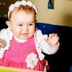 Foto: Beatrice a devenit Baby Star în aprilie!