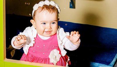 Beatrice a devenit Baby Star în aprilie!