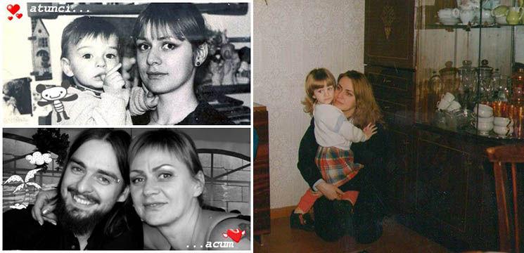 Foto: Angela Aramă: mamă a doi copii, aproape bunică și din nou mireasă!
