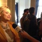 Foto: Primele interviuri oferite de Cristina Scarlat în engleză!