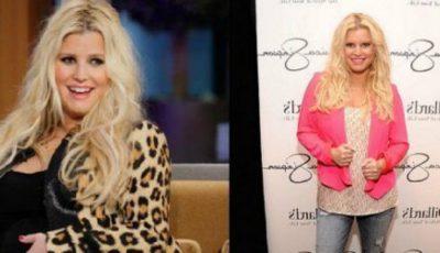 Cum a slăbit Jessica Simpson 30 de kg în 10 luni!