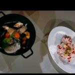 Monica Pîrlici a ajuns la un show culinar din România!