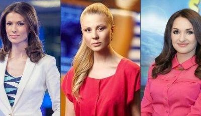 Top 5 cele mai stilate prezentatoare de știri din Moldova!