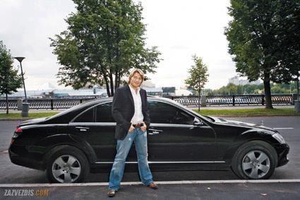 Машины Николая Баскова 2