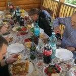Foto: Gheorghe Țopa a făcut o petrecere cu iz politic?