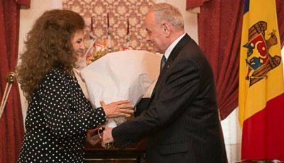 Irinei Loghin i s-a făcut un cadou în Moldova, la care nu s-a așteptat!
