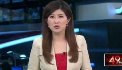 O prezentatoare a primit o veste tragică în direct! Vezi reacția ei!