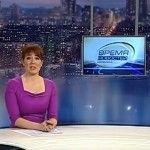 Foto: O prezentatoare a plâns în direct în timp ce transmitea o știre