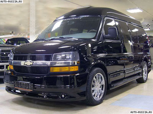 Chevrolet Starcraft,