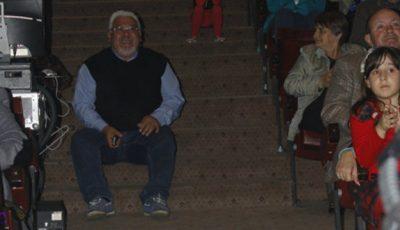 Andra a venit la concertul din Moldova  de mână cu tata!