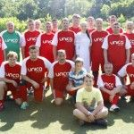 Foto: Unica Sport a ajuns și pe stadion!