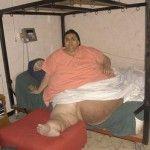Foto: A murit cel mai gras om din lume! Povestea lui Manuel Uribe Garza
