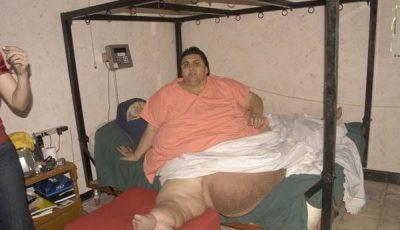 A murit cel mai gras om din lume! Povestea lui Manuel Uribe Garza