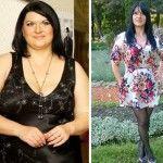 Foto: Argentina a slăbit 35 de kilograme fără operaţii, diete sau pastile!