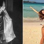 Foto: Evoluția costumelor de baie din secolul XIX până în prezent!