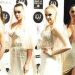 Foto: Cele mai frumoase rochii de mireasă la Russian Wedding Fair 2014