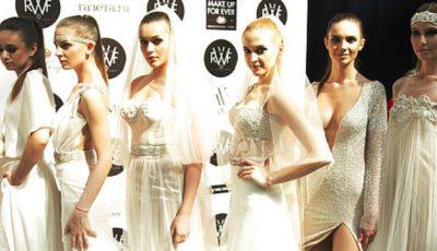 Cele mai frumoase rochii de mireasă la Russian Wedding Fair 2014
