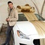 Foto: Ce mașini conduc vedetele rusești!
