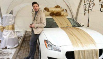 Ce mașini conduc vedetele rusești!