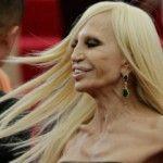 Foto: Doar piele și oase! Donatela Versace și-a îngrozit fanii