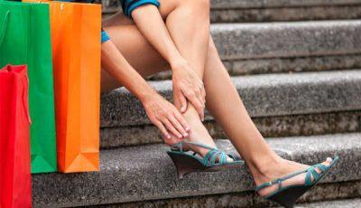 10 sfaturi ca să nu mai ai picioare obosite!