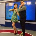 O moldoveancă a ajuns vedetă la o televiziune din China!