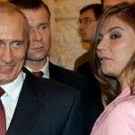 Foto: Alina Kabaeva dezvăluie misterul despre relația sa cu Vladimir Putin