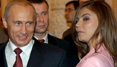 Alina Kabaeva dezvăluie misterul despre relația sa cu Vladimir Putin
