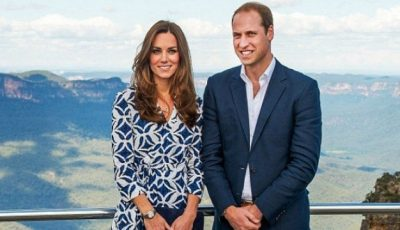 Kate Middleton, cu fundul gol într-o revistă!