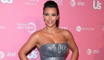 Kim Kardashian a slăbit 25 de kilograme şi se pregăteşte de nuntă!