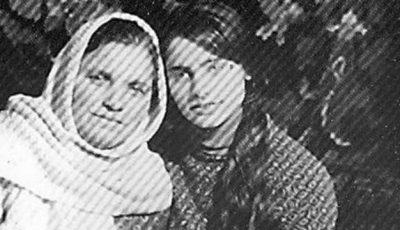 Poze rare din arhiva Anastasiei Lazariuc. Le poți vedea doar în cartea autobiografică!