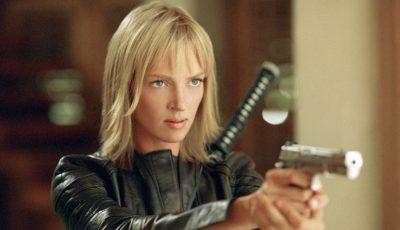 Regizorul Quentin Tarantino are o relație cu Uma Thurman