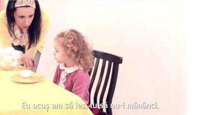 Nata Albot a pus la cale o farsă Mai Dulce pentru copii!