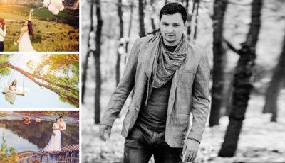 """Alexandru Cornițel: """"M-am axat mai mult pe fotografia de nuntă pentru că îmi place să surprind dragostea!"""""""