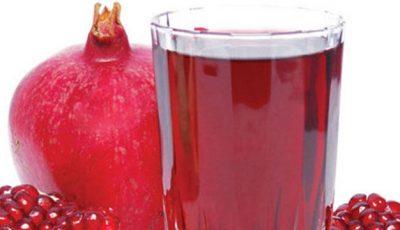 Sucul de rodie, alimentul minune pentru fertilitate