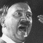 Foto: Adolf Hitler era dependent de dulciuri