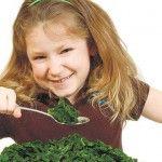 Foto: Lipsa fierului afectează creierul copilului
