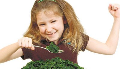 Lipsa fierului afectează creierul copilului