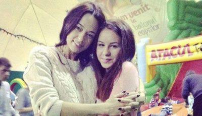 Andreea Raicu: un mesaj emoţionant despre fetiţa ei adoptivă