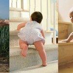 Foto: Când copilul tău este pregătit să facă primii pași