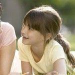 Foto: 4 vorbe cruciale pe care să le spui copilului tău