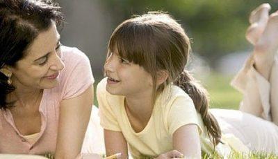 4 vorbe cruciale pe care să le spui copilului tău