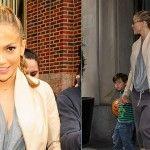 Foto: Fiica lui Jennifer Lopez seamănă leit cu mama
