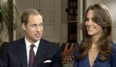 Prinţul William suferă de o boală care l-a slăbit 9 kg