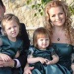 Foto: Deputatul liberal Valeriu Munteanu așteaptă al patrulea copil