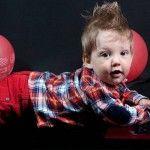 Foto: David este Baby Starul lunii mai!